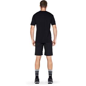 Mons Royale M's Icon Slant T-Shirt Black